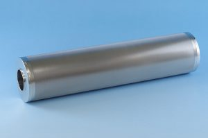 Cylindrical cartridge