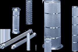 特殊タイプ金属フィルター
